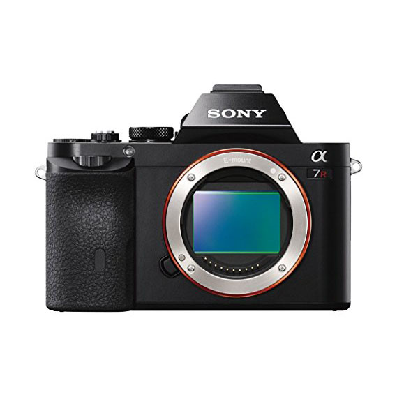 Sony A7r Mirrorless Camera