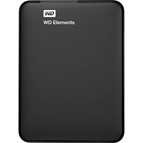 WD Elements Portable Harddrive 2TB