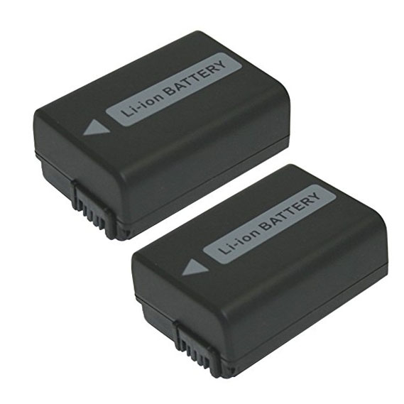 Spare batteries for Sony A7