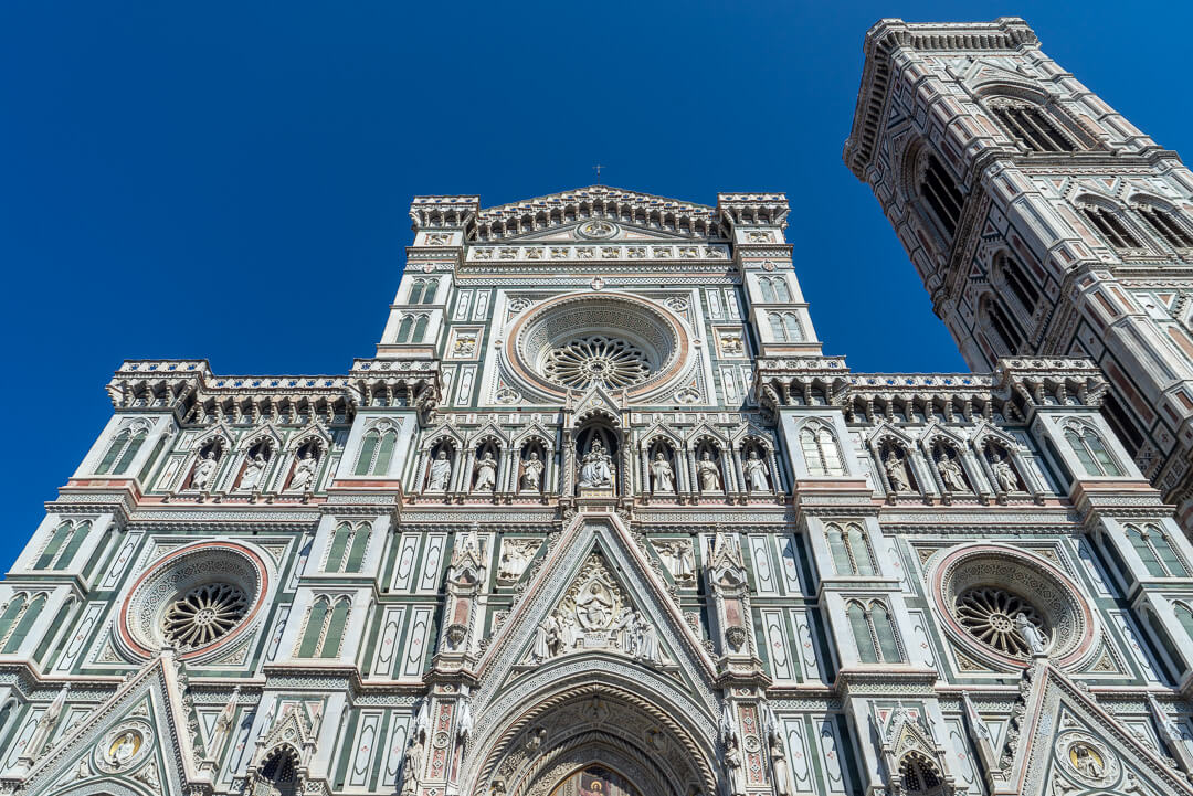 Facade of the Florence Cathedral
